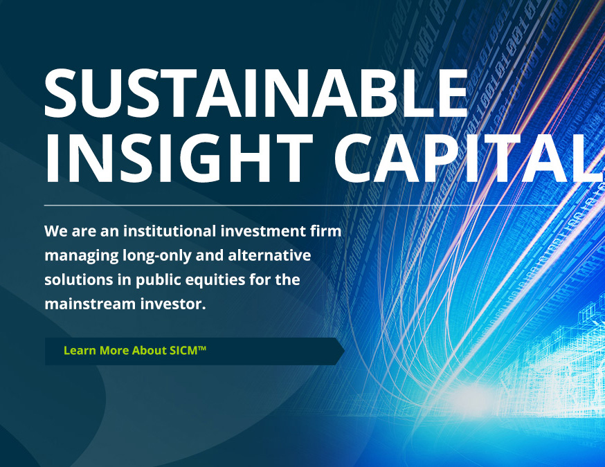 Sustainable Insight Capital Management